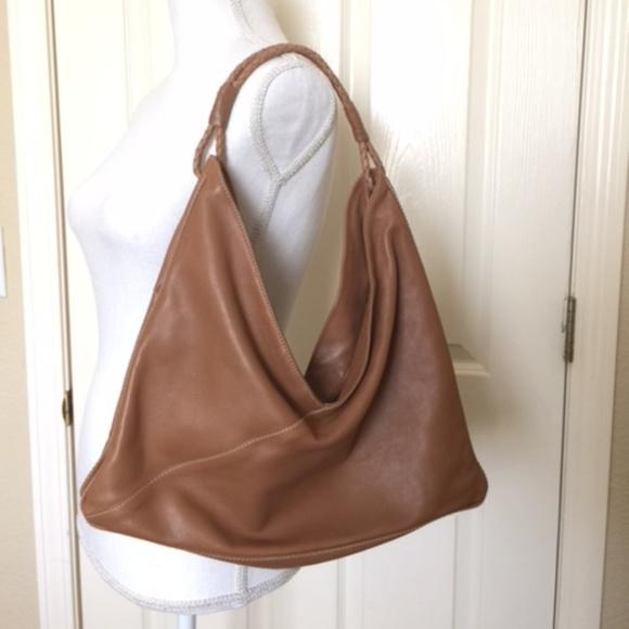 7ce850d0eaaa Bottega Veneta Handbags - Bottega Veneta Leather Hobo Purse